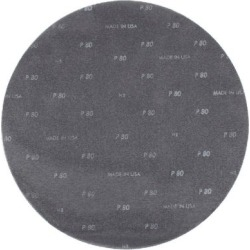 "Scrubble by ACS 32145 20"" Sand Screen Disc with 80 Grit - 10/Case"