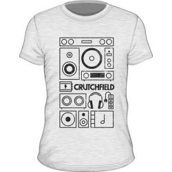 SS Product Stack White XXL SS Product Stack t-shirt White XXL found on Bargain Bro India from Crutchfield for $15.00