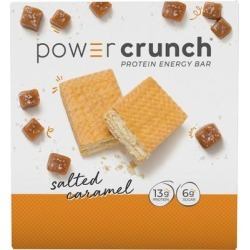 Power Crunch Power Crunch Bar Salted Caramel-12 Bars found on Bargain Bro India from Puritan's Pride for $16.99