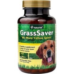 NaturVet GrassSaver Dog Tablets, 250 count found on Bargain Bro India from Chewy.com for $17.99