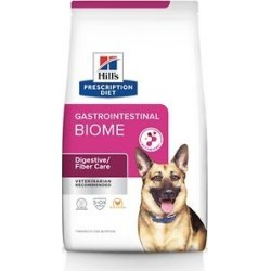 Hill's Prescription Diet Gastrointestinal Biome Digestive/Fiber Care with Chicken Dry Dog Food, 16-lb bag found on Bargain Bro Philippines from Chewy.com for $62.99