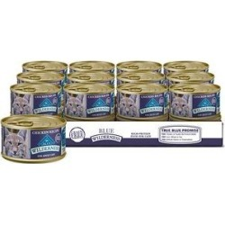 Blue Buffalo Wilderness Chicken Grain-Free Canned Cat Food, 3-oz, case of 24 found on Bargain Bro Philippines from Chewy.com for $32.18