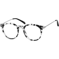 Zenni Women's Round Prescription Glasses Pattern Tortoiseshell Frame found on Bargain Bro India from Zenni Optical for $27.95