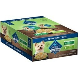 Blue Buffalo Divine Delights Gravy Variety Pack Filet Mignon & NY Strip Flavor Dog Food Trays, 3.5-oz, case of 12 found on Bargain Bro India from Chewy.com for $13.50