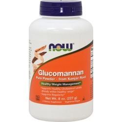 NOW Foods Glucomannan Powder-8 oz Powder