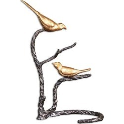 Uttermost Birds On A Limb Figurine - 19936 found on Bargain Bro India from Capitol Lighting for $195.80