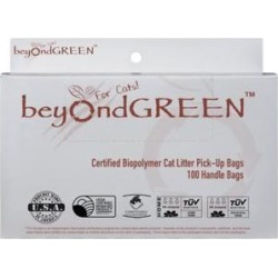 bioDOGradable Compostable Cat Litter Waste Bags, 100 count found on Bargain Bro India from Chewy.com for $17.99