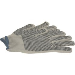 Monster trucks(tm) mt10300 knitted gloves with pvc dots, 12 pk found on Bargain Bro India from MassGenie for $17.78