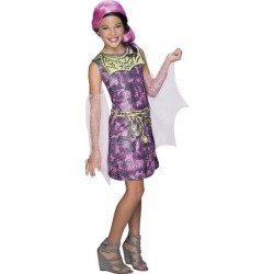 Rubie's Costume Monster High Haunted Draculaura Child Costume, Medium