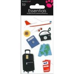 Sanpscbhmle13 sandylion sticker essentials travel plane