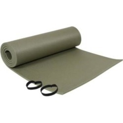 G.I. Foam Sleeping Pad with Ties, Olive Drab