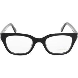 FT4240 001 51 Square Black Eyeglass