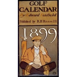 1899 Poster Print by Edward Penfield