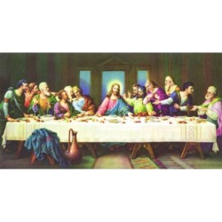 SunsOut The Last Supper 500 Piece Jigsaw Puzzle