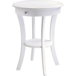 Winsome 10727 Sasha Round Accent Table