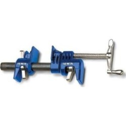 Irwin 224134 Quick Grip Pipe Clamps, 3/4""