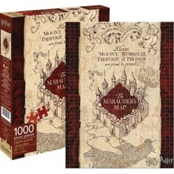 Aquarius Harry Potter Marauders Map 1000 Piece Jigsaw Puzzle found on Bargain Bro India from MassGenie for $21.69