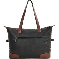 Buneo Carry On 2-Tone Duffle Handbag found on MODAPINS from MassGenie for USD $29.75