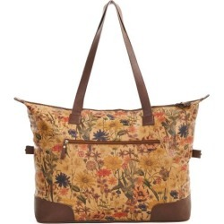 Bueno Carry On Print Duffle Handbag found on MODAPINS from MassGenie for USD $29.75