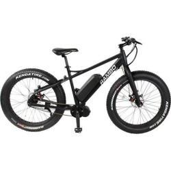 Rambo bikes r750g3 rambo bikes r750 g3 electric power bike black matte