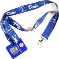 Duke Blue Devils NCAA Lanyard