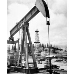 drilling for an oil well