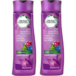 Herbal Essences Totally Twisted Curly Hair Shampoo 2 Pack