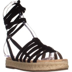 Sam Edelman Womens Circus Open Toe Casual Espadrille Sandals