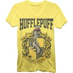 33a958bf5 Harry Potter Hufflepuff House Juniors T-shirt found on MODAPINS from  MassGenie for USD $16.99