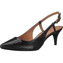 Calvin Klein Womens Patsi Pointed Toe SlingBack Classic Pumps