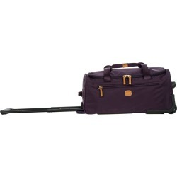"X-Bag 21"" Carry-On Rolling Duffle Bag - Purple"