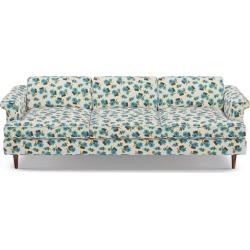 Mid-Century Sofa   Acid Floral