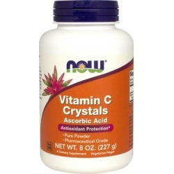 NOW Foods Vitamin C Crystals-8 oz. Crystals found on Bargain Bro India from Puritan's Pride for $8.99