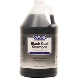 Davis Black Coat Dog & Cat Shampoo, 1-gallon found on Bargain Bro India from Chewy.com for $36.30