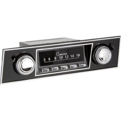 Retrosound SCP19 Vintage Dial Screen Overlays Camaro found on Bargain Bro India from Crutchfield for $29.99