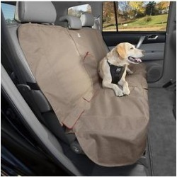 Kurgo Heather Dog Bench Seat Cover, Nutmeg found on Bargain Bro India from Chewy.com for $56.69