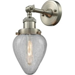 Innovations Lighting Bruno Marashlian Geneseo 14 Inch LED Wall Sconce - 203-SN-G165-LED found on Bargain Bro India from Capitol Lighting for $207.90