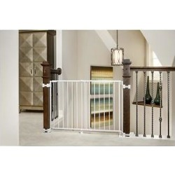Regalo Top of Stairs Gate, 35-in found on Bargain Bro India from Chewy.com for $59.99