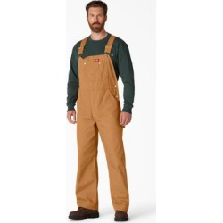 Dickies Men's Big & Tall Bib Overalls - Brown Duck Size 48 32 (DB100) found on Bargain Bro Philippines from Dickies.com for $43.99