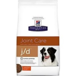 Hill's Prescription Diet j/d Joint Care Chicken Flavor Dry Dog Food, 8.5-lb bag found on Bargain Bro India from Chewy.com for $36.99