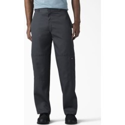 Dickies Men's Loose Fit Double Knee Work Pants - Charcoal Gray Size 28 30 (85283) found on Bargain Bro India from Dickies.com for $29.99
