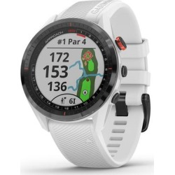 Garmin Approach S62 GPS Golf Watch - Black/White found on Bargain Bro India from Crutchfield for $499.99