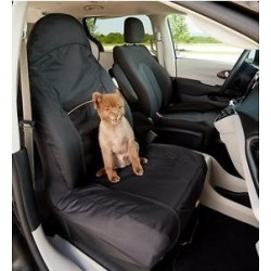 Kurgo CoPilot Seat Cover, Black found on Bargain Bro India from Chewy.com for $35.99