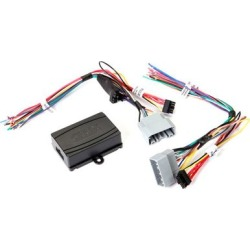 Crux SOOCR-26 Chrysler Radio Interface w/Factory AMP Retention found on Bargain Bro India from Crutchfield for $59.99