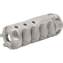 Precision Armament Hypertap Muzzle Brake 22 Caliber - Hypertap 556 Muzzle Brake 22 Caliber 1/2-28 St