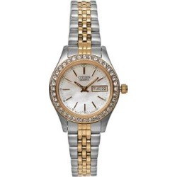 Citizen Women's Stainless Steel Watch found on Bargain Bro India from Kohl's for $129.99