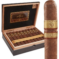 Rocky Patel Royale Colossal Sumatra Gordo - BOX (20) found on Bargain Bro India from thompsoncigar.com for $246.99