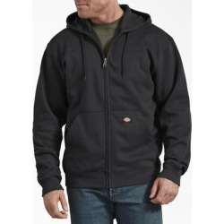 Dickies Men's Fleece Full Zip Hoodie - Dark Heather Gray Size XL XL (TW291) found on Bargain Bro India from Dickies.com for $29.99
