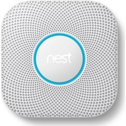 Google Nest Protect Wired Smoke & Carbon Monoxide Alarm (2nd Generation) found on Bargain Bro Philippines from Kohl's for $119.99