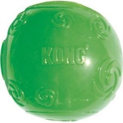 KONG Squeezz Ball Dog Toy, Color Varies, Medium found on Bargain Bro India from Chewy.com for $1.99